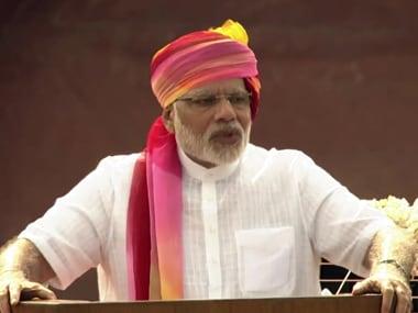 File photo of PM Narendra Modi. Screengrab from YouTube