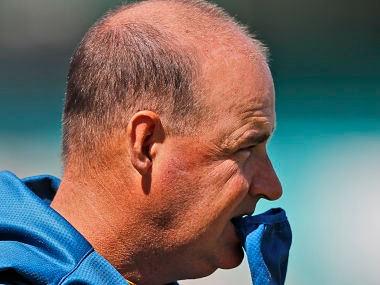 File Photo of Pakistan coach Mickey Arthur. AP
