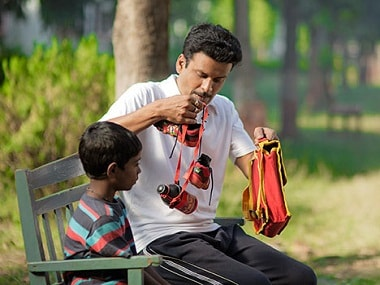A still from 'Budhia Singh: Born To Run'