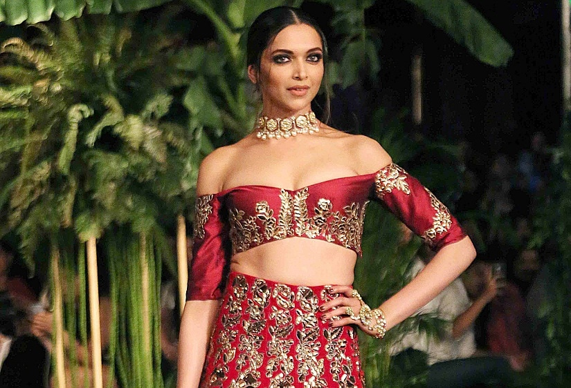 Deepika Padukone has reportedly been paid a Rs 12 crore salary (10 crore plus taxes) for Sanjay leela Bhansali's 'Padmavati'. Photo courtesy Solaris Images