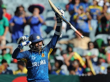 File photo of Tilkeratne Dilshan. AFP