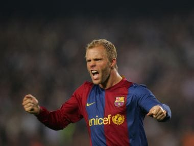 Eidur Gudjohnsen will don the FC Pune City colors in the 2016 ISL. AFP