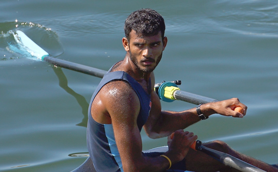 Rower Dattu Bhokanal may be out of the medal contention, but he still impressed everybody by finishing on top of Final C in men's single sculls. He finished 13th overall. AP