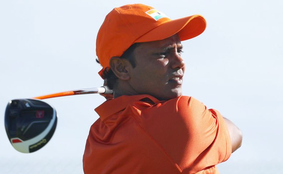 India's two golfers also could not provide any cheer, as SSP Chawrasia (in photo) and Anirban Lahiri finished tied 22nd and joint 57th respectively, after posting two-under 69 and four-over 75 scores in the third round. Getty Images