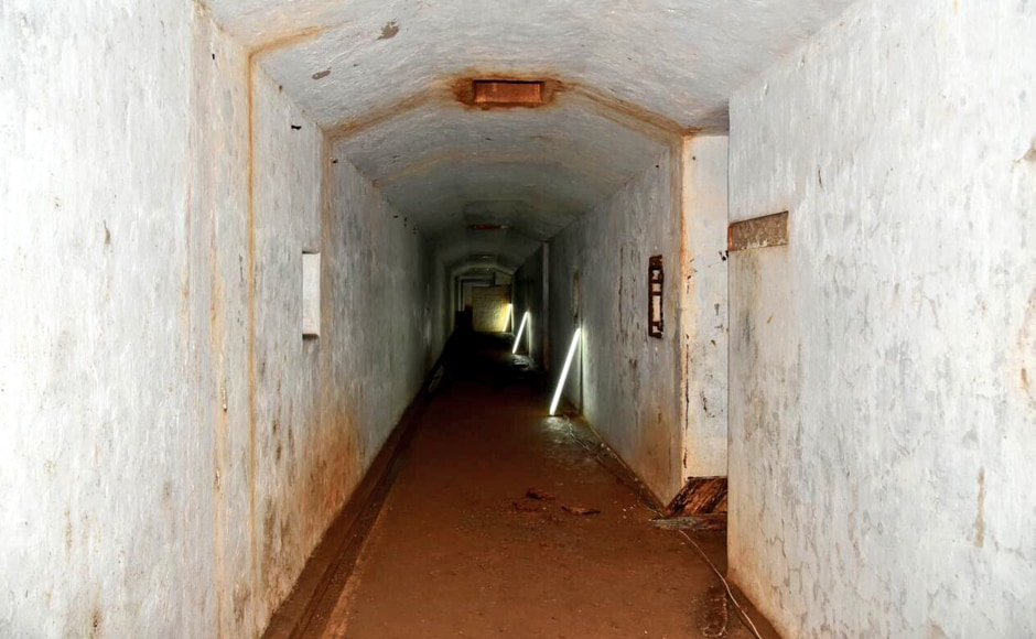 After the discovery of the Bunker, Rao has said he would consult experts to preserve it. The barack with 13 rooms of varying sizes, spreads over an area of more than 5,000 square feet. Image: CMO