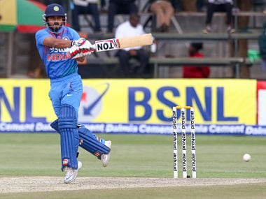 File picture of Kedar Jadhav. AFP