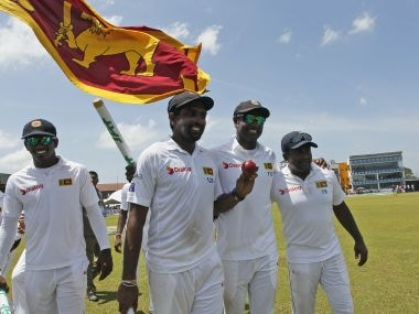 File photo of Rangana Herath. AP