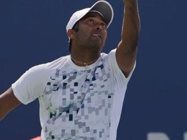 File photo of Leander Paes. Winstom-Salem website