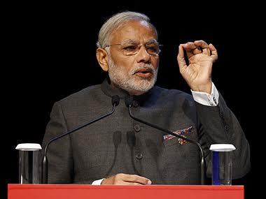 PM Modi. Reuters