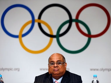 File picture of N. Ramachandran. Getty