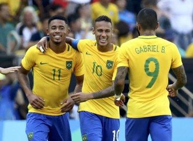 Rio Olympics 2016 Highlights Day 15: Neymar scores winning penalty as Brazil win gold