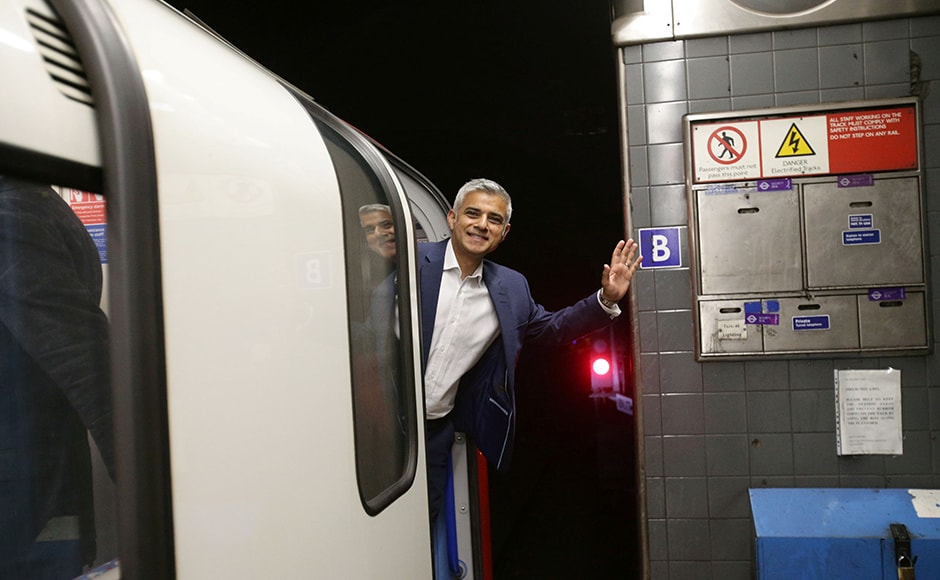 The Tube train was waved off by Mayor Sadiq Khan after a huge delay. Two years ago, the current foreign secretary Boris Johnson initiated the project. London will now have a 24-hour service on the underground like New York, Sydney and Berlin. Reuters