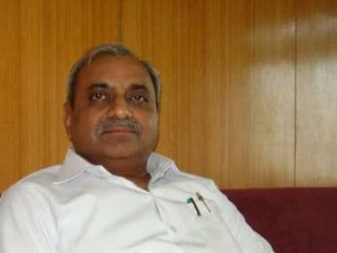 Nitin Patel is one of the top contenders for the post of Gujarat chief minister. PTI
