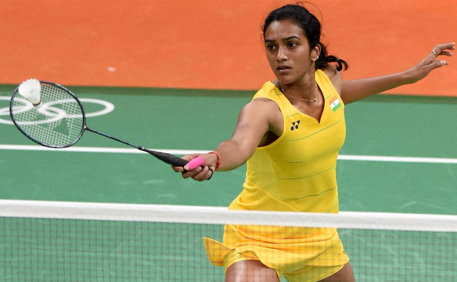 PV Sindhu too had a good day in office as she spanked Laura Sarosi of Hungary 21-8 21-9 in a Group M women's singles badminton match that lasted for 27 minutes. PTI