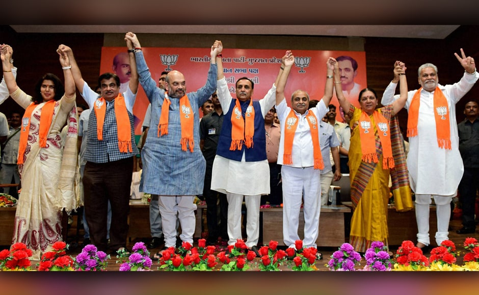 For Vijay Rupani, his Jain Bania background suddenly became his asset. But the biggest of all the plus points, which went in his favour was that he had absolute trust of Shah. PTI
