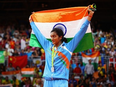 As against predictions of 8-10 medals, Indian athletes won just two. Getty Images