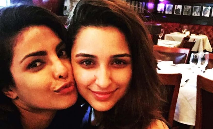 Parineeti-&-Priyanka-Chopra