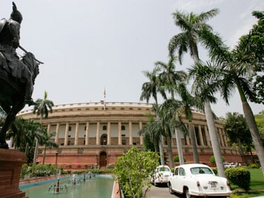 Parliament of India. Reuters