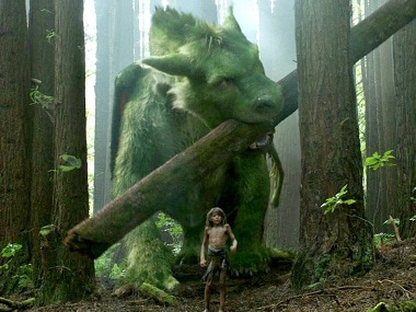 A still from 'Pete's Dragon'
