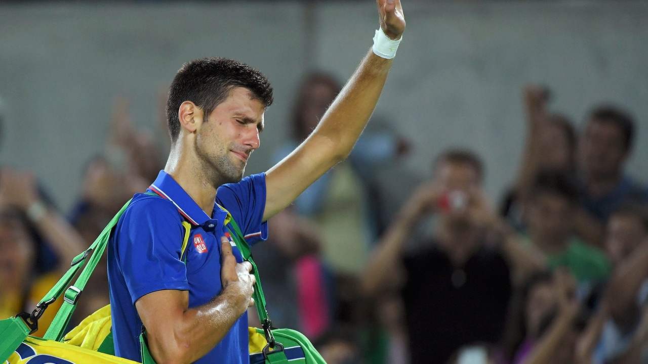 Rio Olympics saw one of its huge upset as top ranked tennis player Novak Djokovic lost to Juan Martín del Potro in the first round. Reuters
