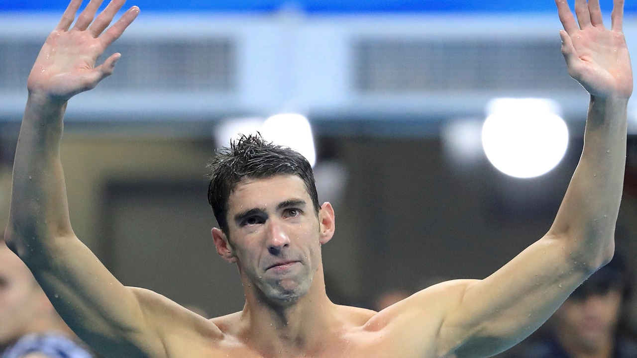 One of the most decorated Olympian Michael Phelps bid goodbye to Olympics. He won 5 gold medals and 1 silver at Rio. Reuters