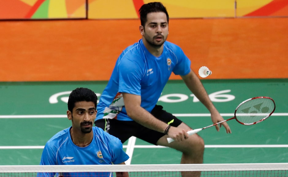 Duo Manu Attri and B Sumeeth Reddy began their debut campaign on a sour note after losing to Indonesia's Ahsan Mohammad and Setiawan Hendra 18-21, 13-21. AP