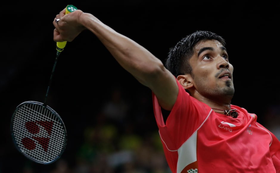 Kidambi Srikanth outplayed Henri Hurskainen of Sweden 21-6, 21-18 in his group H preliminaries encounter and advanced for pre-quarters. AP