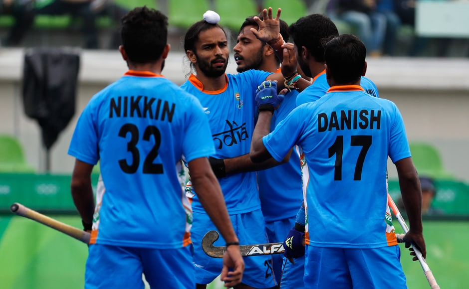 India's men's hockey team already assured of a berth in the quarter-finals, twice took the lead against Canada before allowing their rivals to bounce back and earn a 2-2 draw. AP