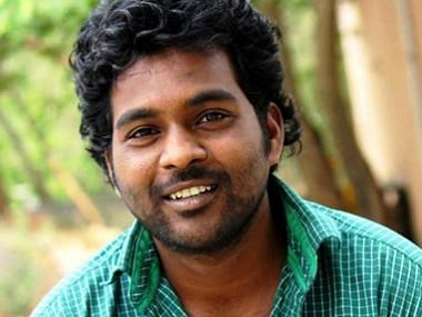 File photo of Rohith Vemula. Twitter
