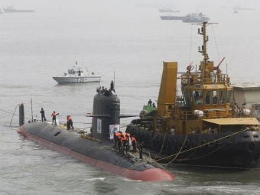 The Indian Navy has concluded that the Scorpene submarine leak did not take place in India. Reuters