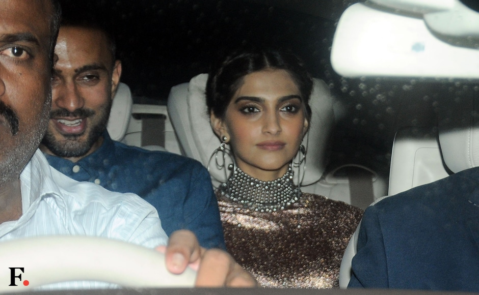 Sonam Kapoor, looking glam as ever. Sachin Gokhale/Firstpost