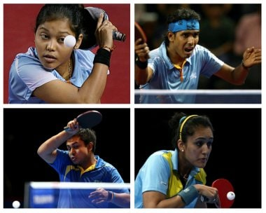 India's table tennis quartet disappointed at Rio Olympics 2016.