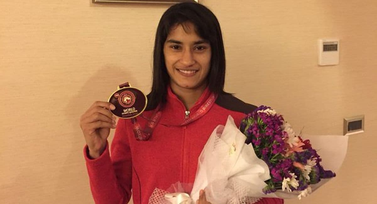 Vinesh-Phogat-Twitter-official account