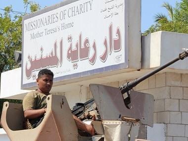 Representational image of Yemen war. AFP