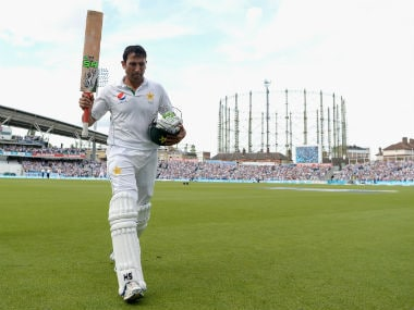 Younis Khan scored a fine double century to lay the foundations for a Pakistan victory in the fourth Test against England. Getty Images