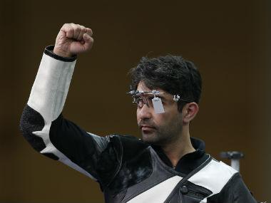 File photo of Abhinav Bindra. Reuters