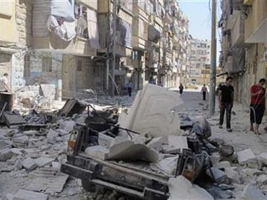 Representational image of Aleppo. Reuters