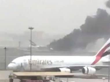 File image of an Emirates flight. CNN-News18