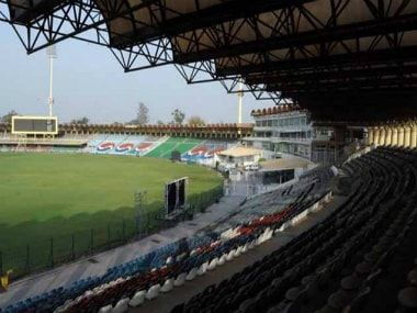 Representational image of Gaddafi stadium. News18