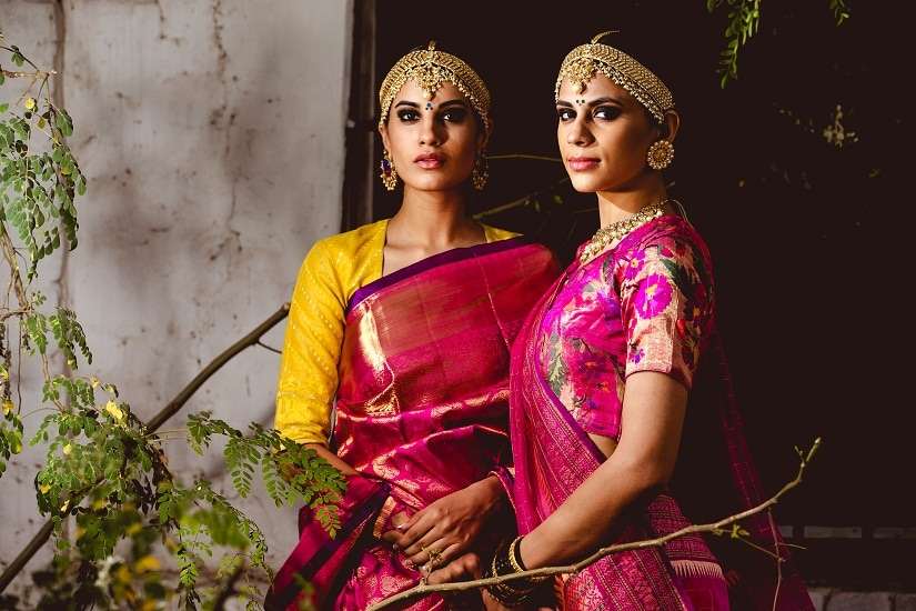 Designs from Gaurang Shah's collection