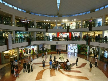 Representational image of a shopping mall. Reuters