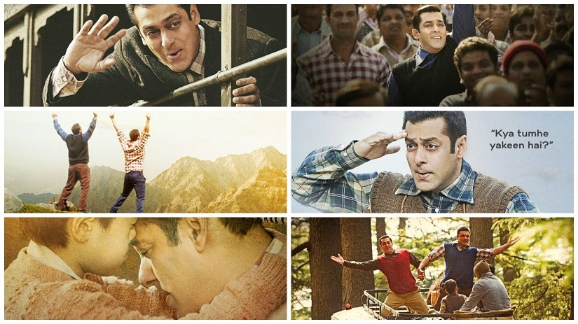 Stills from Salman Khan's upcoming 'Tubelight'