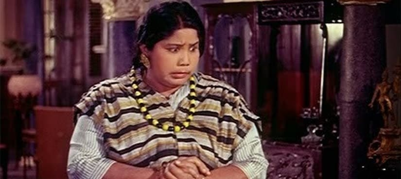 Just like Tun Tun (pictured here), Shammi, Shobha Khote and Aruna Irani rarely got a role where they were more than secondary characters or sidekicks