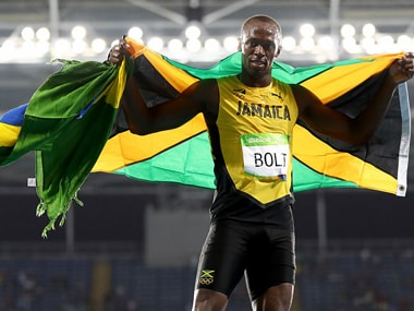 Rio Olympics 2016: Usain Bolt's 'triple double' brings out the best on Twitter