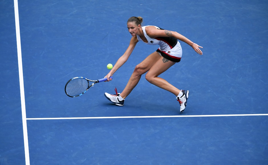 Pliskova's powerful groundstrokes had Kerber on the run at times, but her 47 unforced errors were, finally, too much to overcome despite her 40 winners. AFP