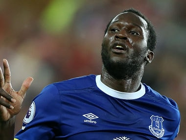 File photo of Romelu Lukaku AFP