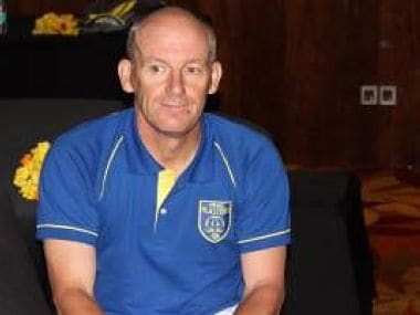 Stephen Coppell. Image courtesy: Facebook/Kerala Blasters