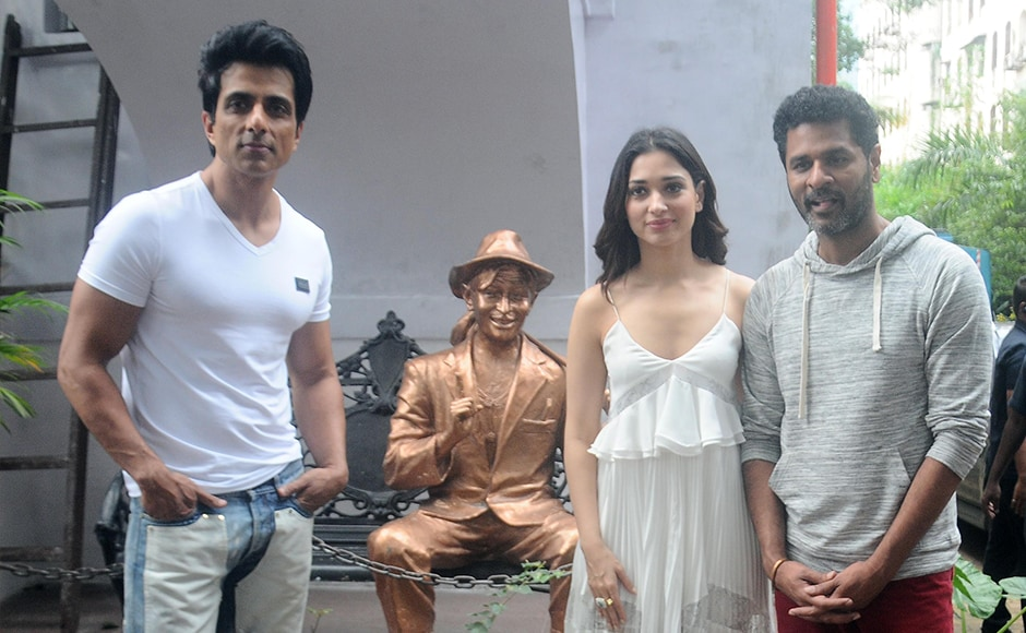 The movie is slated to be released on 7 October. Image courtesy: Sachin Gokhale/Firstpost