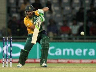 File photo of South African player AB de Villiers. Solaris