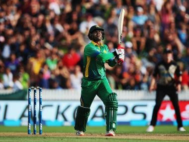 File photo of Ahmed Shehzad. Getty Images